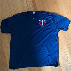Minnesota Twins warmup Jersey